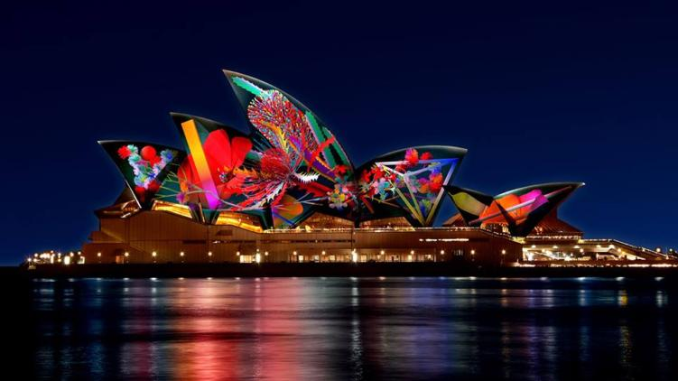 Watch EPROM Make History with Creative Video Projection on Sydney's Opera House